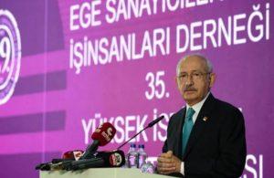 Kemal Kılıçdaroğlu'ndan adaylık açıklaması