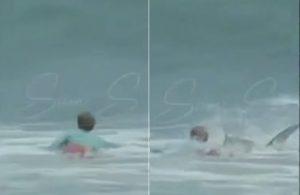 Florida'da 16 yaşındaki sörfçüye köpekbalığı saldırdı