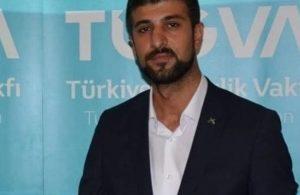 TÜGVA'nın kumbaracısı Valilik'teki görevinden alındı