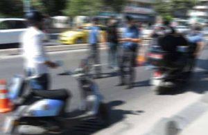 Motosiklet ve motorlu bisiklet denetimi: 7 bin 630 trafik kuralı ihlali tespit edildi
