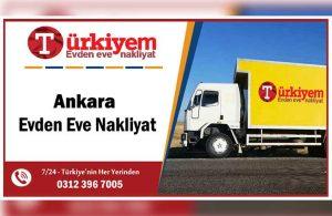 Ankara Evden Eve Nakliyat Firmaları Fiyatları Yorumları