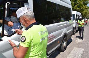 486 okul servis aracı trafikten menedildi: 6'sı FETÖ üyesi 996 kişi yakalandı