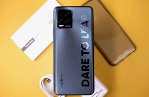 Realme 8 Pro : 108MP kameralı akıllı telefon