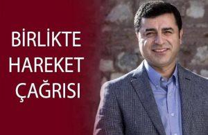 Demirtaş: Peşinen söyleyelim, HDP'yi ciddiye almayan kaybeder
