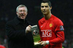 Cristiano Ronaldo'dan Sir Alex Ferguson itirafı