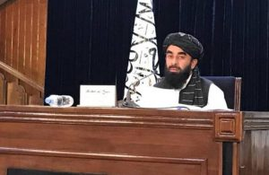 Rusya, Taliban'ın yemin töreni daveti için kararını açıkladı