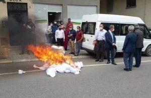 Trabzon'da belediye başkanından 'Kürdistan' baskını