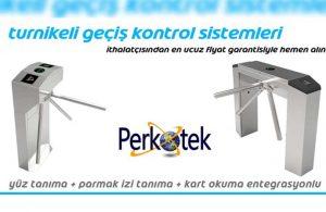Perkotek Avax Turnike Sistemleri
