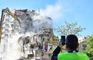 11 kişinin öldüğü Yılmaz Erbek Apartmanı davasında tahliye