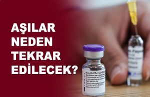 Zonguldak'ta 17 Temmuz'da yapılan BioNTech aşıları tekrar edilecek
