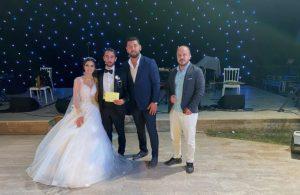 Düğünlerin yeni takı modası kripto paralar oldu