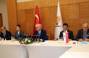 Kurtulmuş: Türkiye hizaya gelecek bir ülke değil
