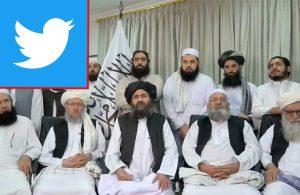 Twitter'dan Taliban kararı