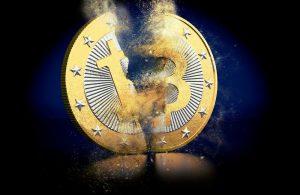 Bitcoin baskya yenik düştü