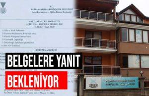 Denizli ve Kahramanmaraş'ta Belediyeler TÜGVA için seferber oldu iddiası