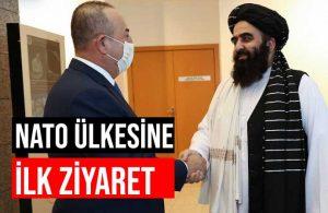 İşte Taliban'ın Türkiye ziyaretinin içeriği! Çavuşoğlu açıkladı