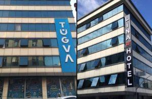 CHP gündeme getirdi, TÜGVA'ydı Lina Hotel oldu