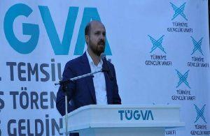 Bilal Erdoğan'dan TÜGVA açıklaması: İftira, kıskanıyorlar