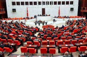 CHP'nin TÜGVA önerisi mecliste reddedildi