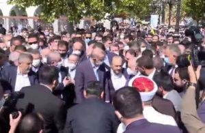 DEVA Partili Şahin'den Asiltürk törenine tepki: Kadraj nezaketsizliğini üzüntüyle seyrediyoruz