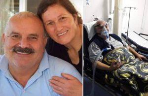 Covid-19 hastası çift 3 gün arayla öldü