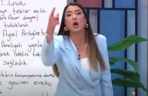 Fulya Öztürk eleştirilere yanıt verdi, Fatih Portakal'a sert çıktı