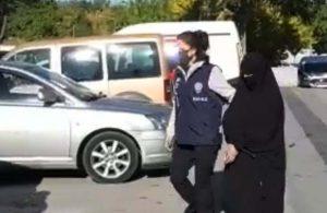 Kırmızı bültenle aranan IŞİD'li Ankara'da yakalandı
