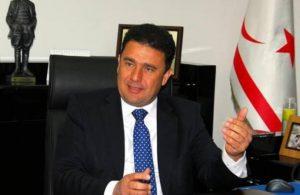 KKTC'de hükümet istifasını sundu