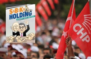 CHP'li gençlere 'SaBıKa Holding' gözaltısı