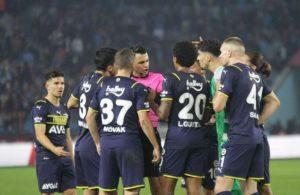 Trabzonspor, Fenerbahçe derbisinin tartışmalı hakemi Ali Şansalan'a maç yok!
