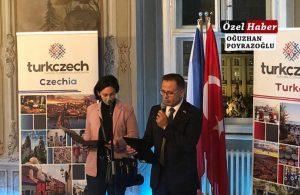 Avrupa'nın göbeği Çekya'da Atatürk ve arkadaşları anıldı